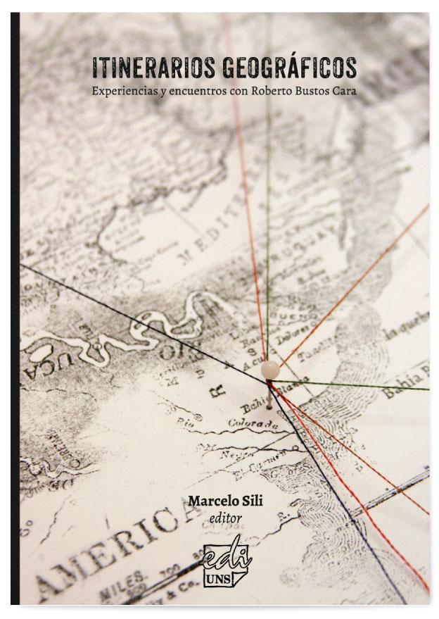 Book Cover: Itinerarios geográficos